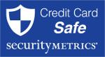 PCI Compliant - Credit Card Safe - Security Metrics